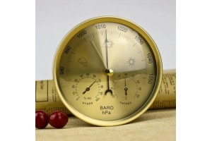 Барометр ( с функцией гигрометра и термометра) Baro 132THB