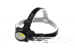 Налобный фонарь COB 8228A