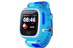 Детские умные часы Smart Baby Watch Q70 GW100 с GPS трекером