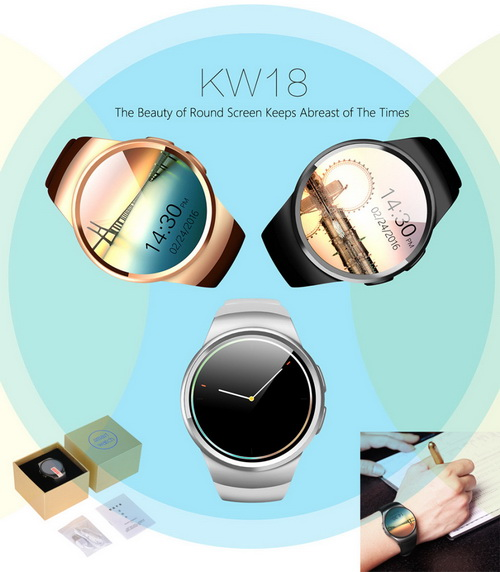 kw 88 super watch